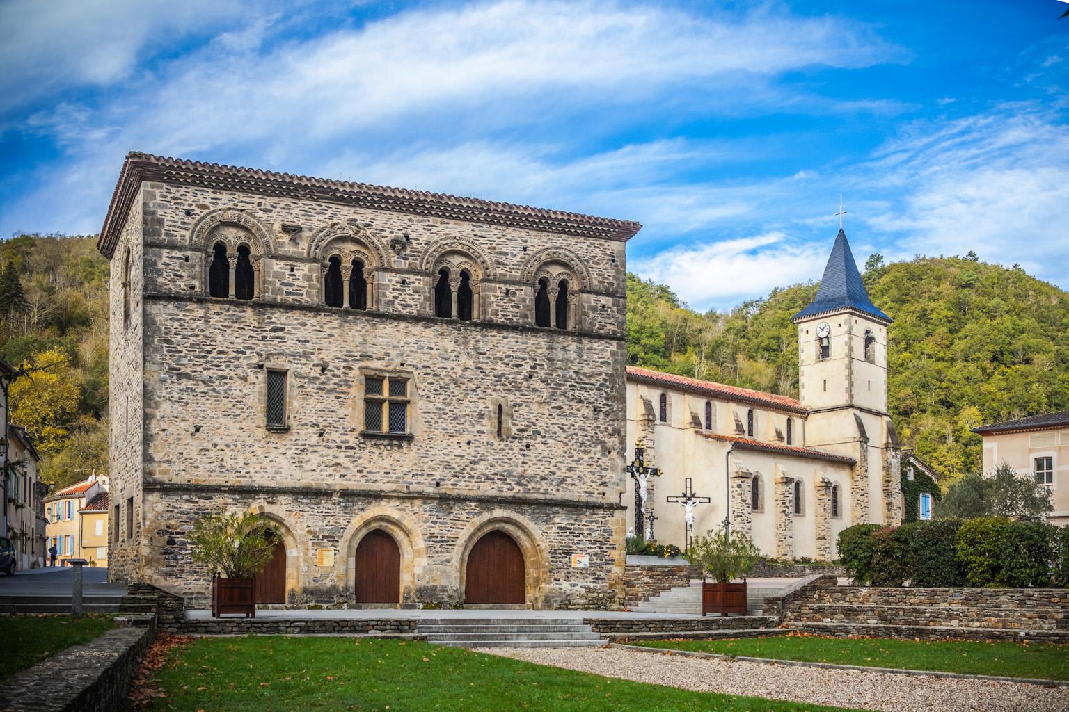 Pavillon Adélaïde de Burlats