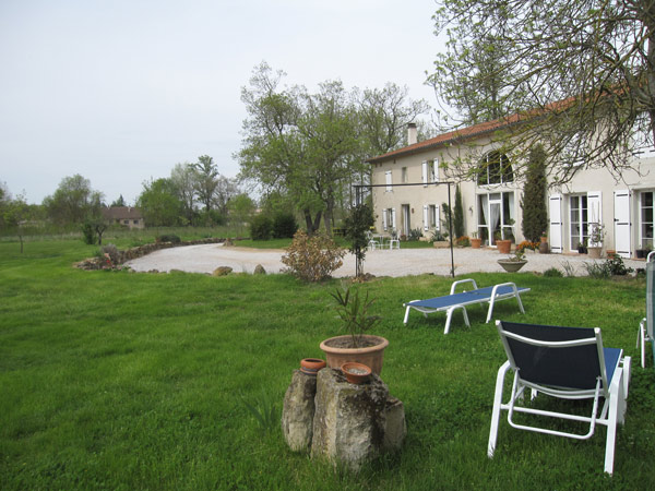 Chambre d'hôtes Viviers-lès-Montagnes Limes Patrice