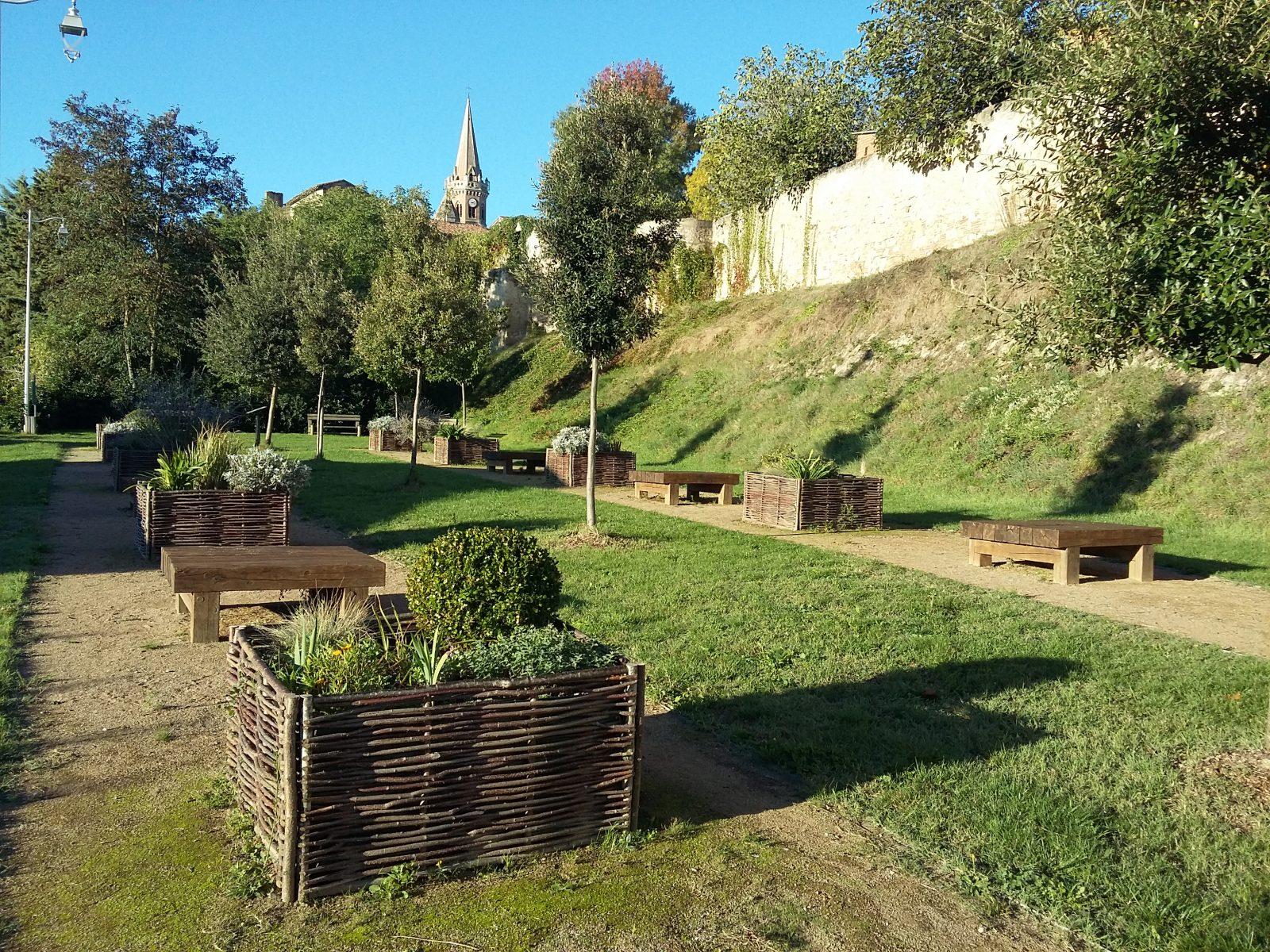 Jardin Pastelier – Puylaurens