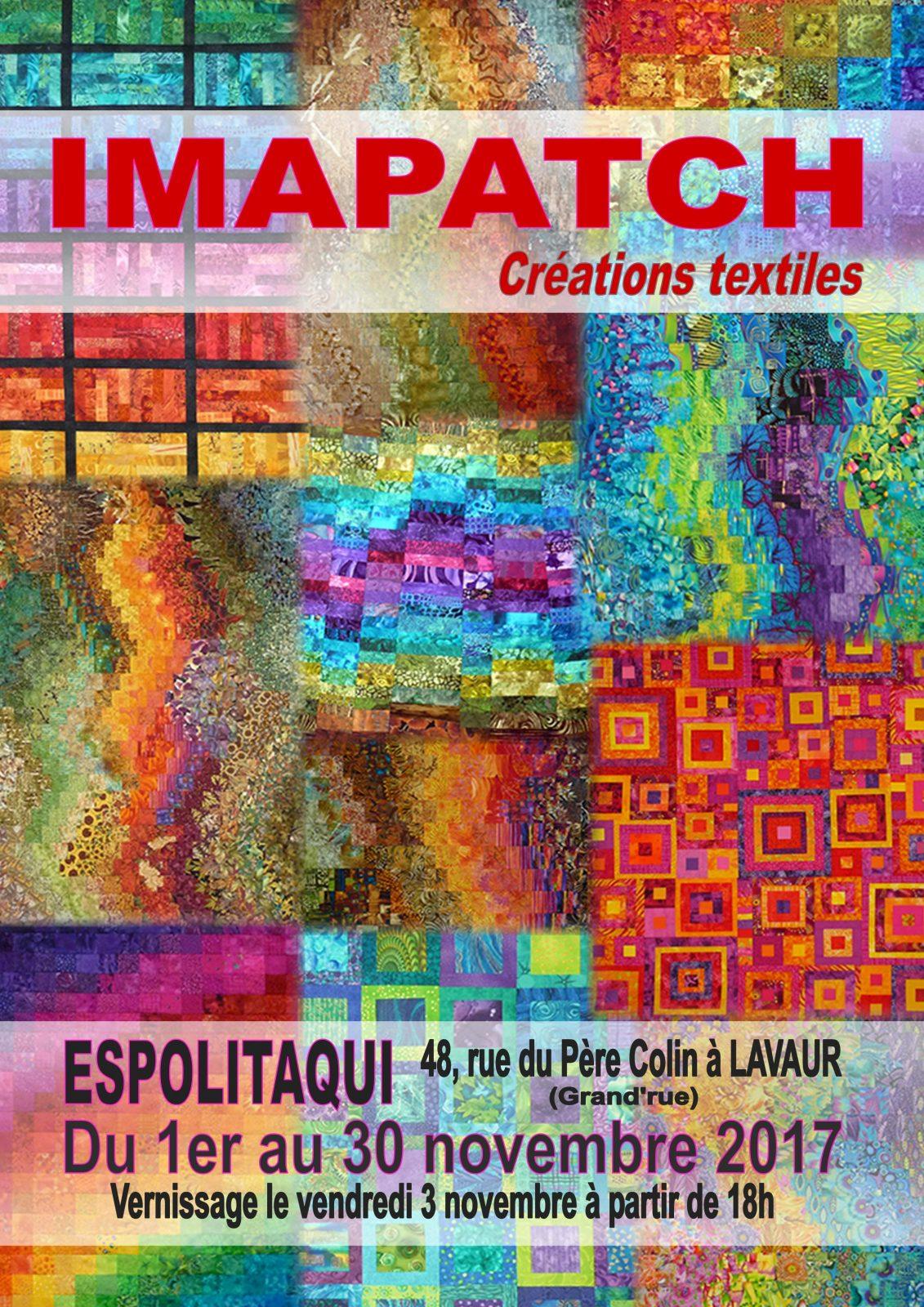 Exposition Imapatch Espolitaqui Lavaur Tarn