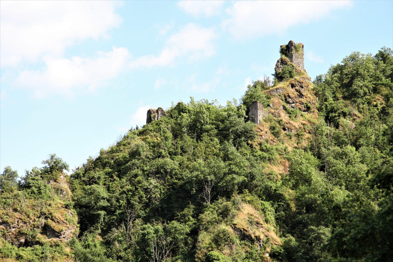 Ruines du château Saint-Raphael