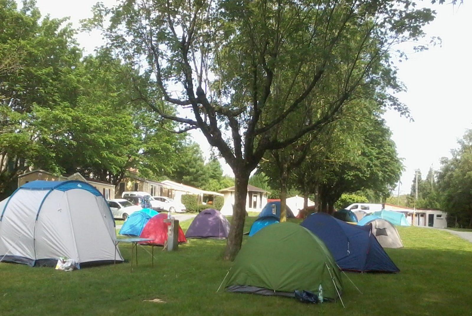 Camping Vallée du thoré