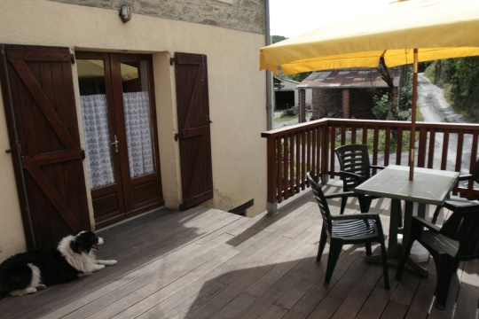 Gîte Black Mountain Holidays – The Parsley