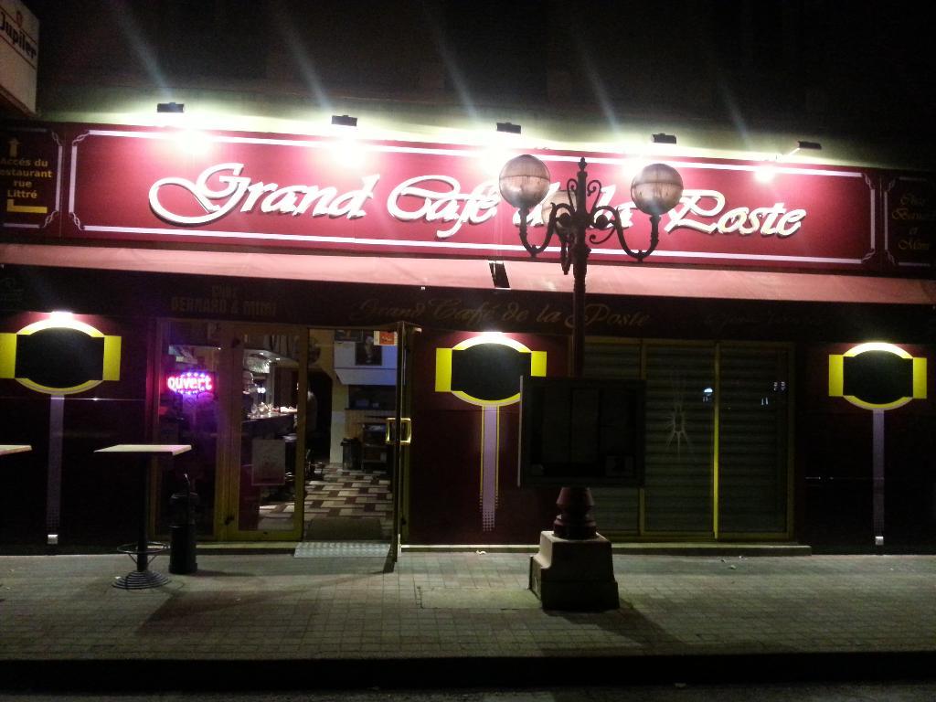 Café de la Poste