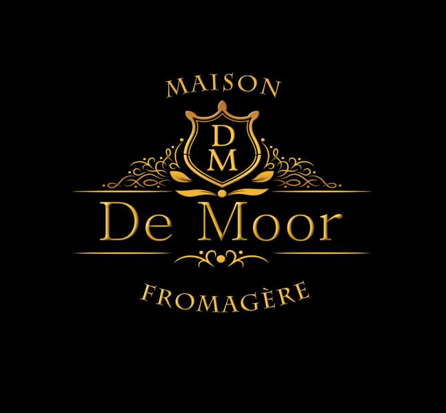 Logo De Moor cercle noir 2
