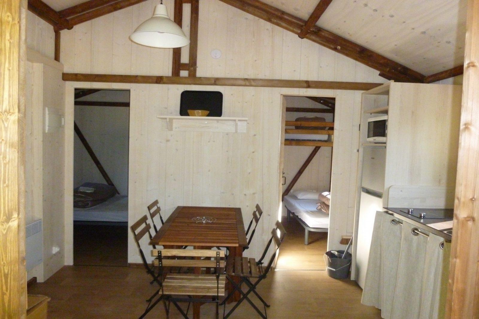 Thuriès intérieur lodge