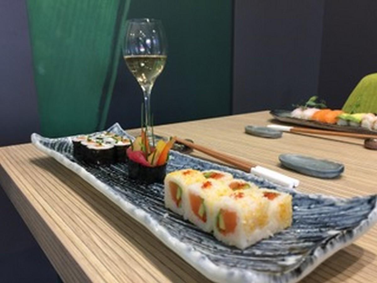 B. Sushi – A emporter sur commande