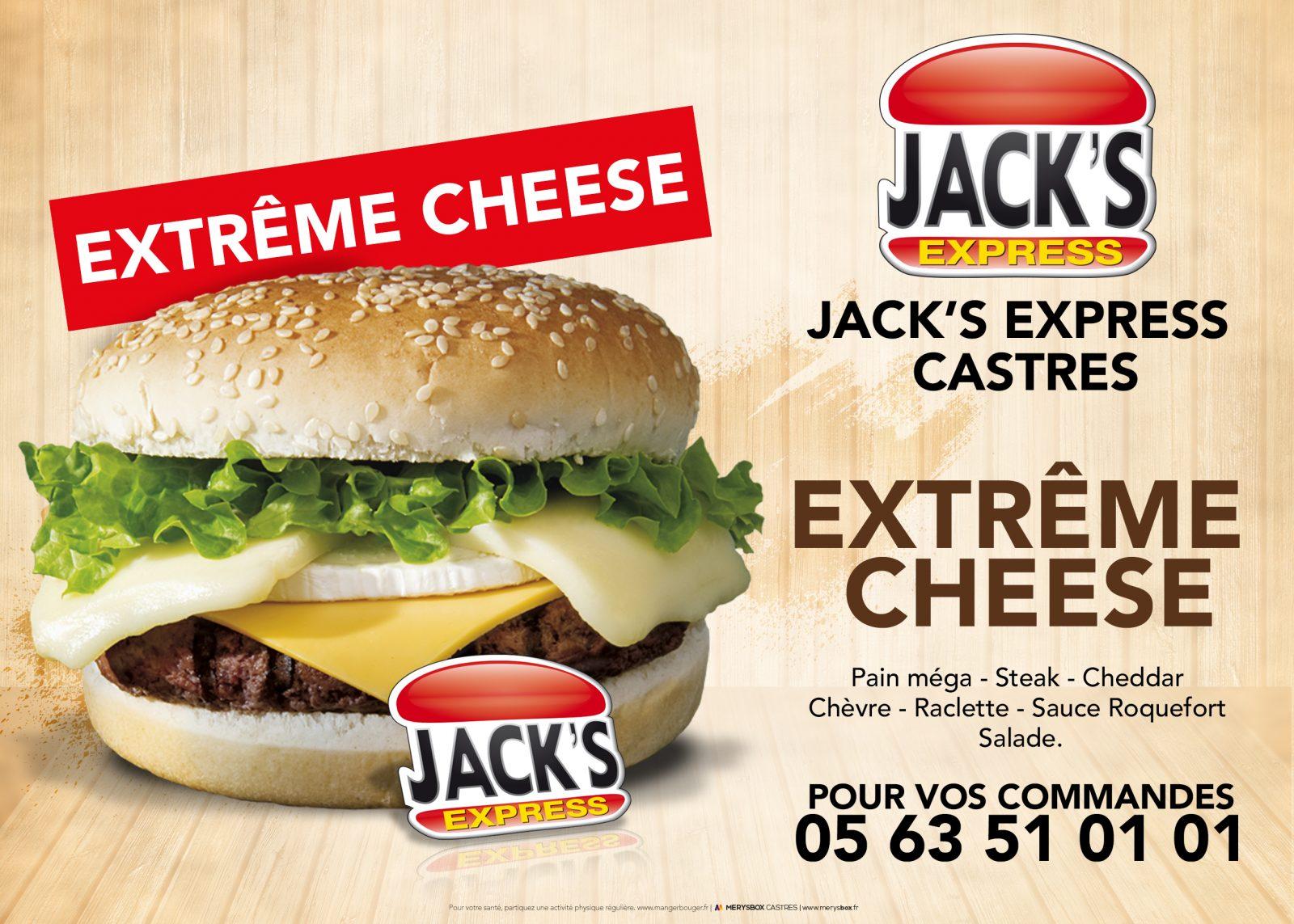 Jack's Express 3