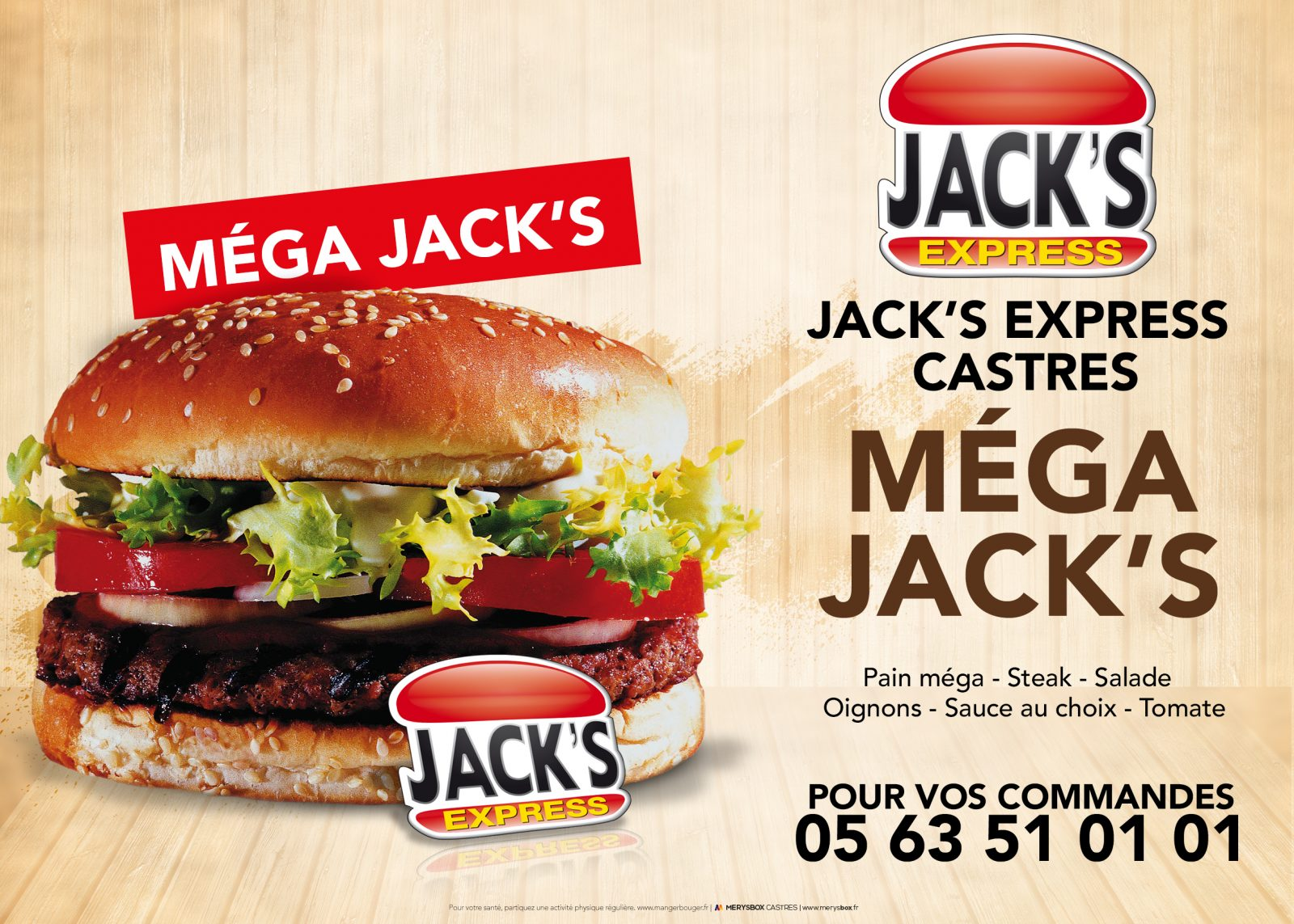 Jack's Express 5
