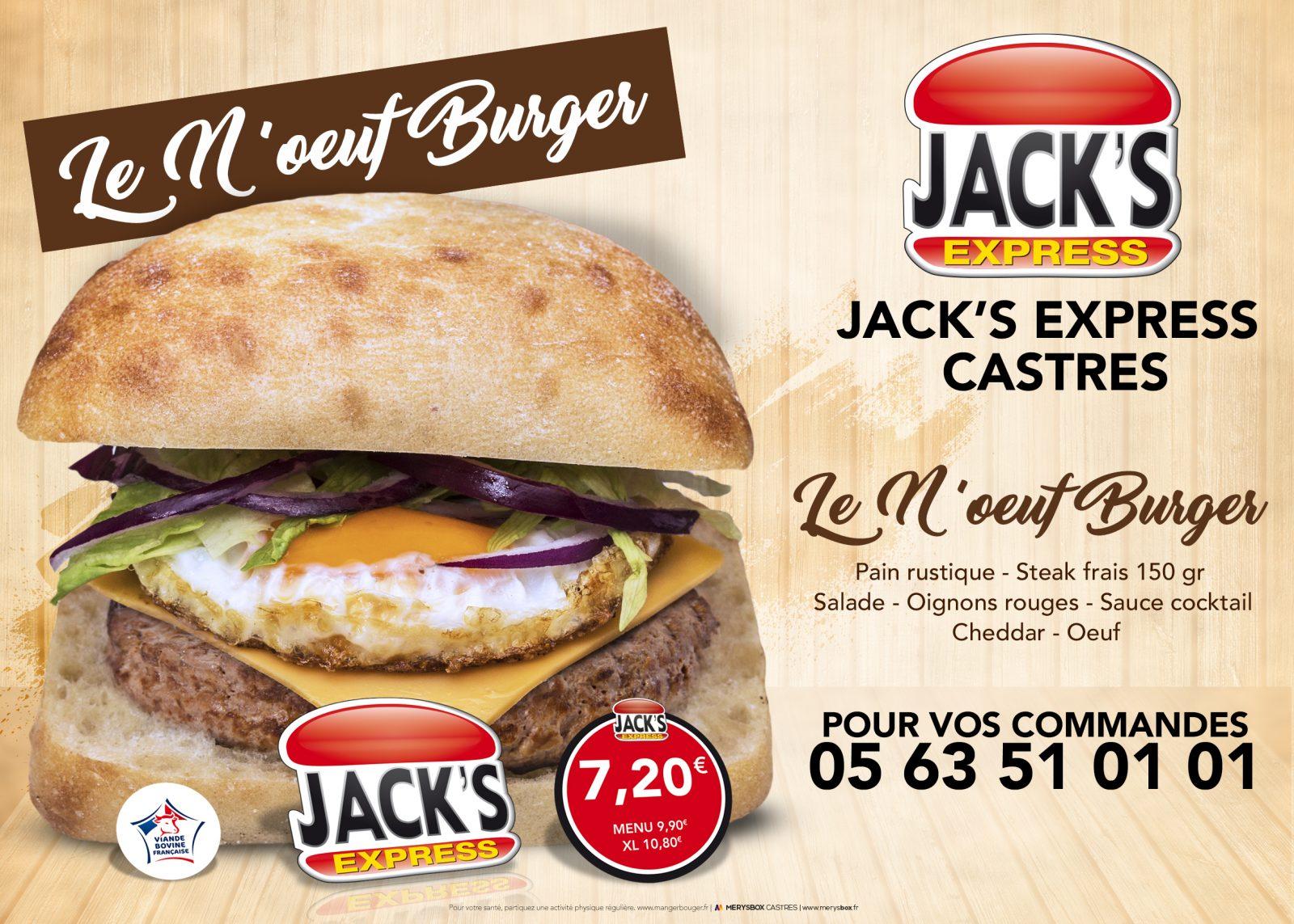 Jack's Express 7