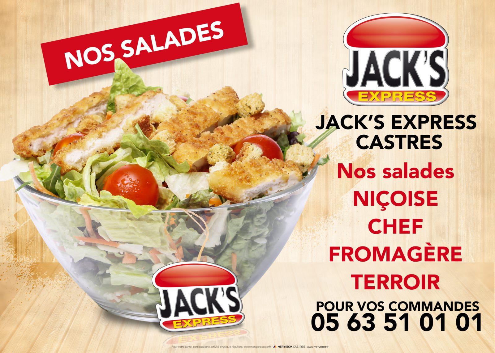 Jack's Express 8