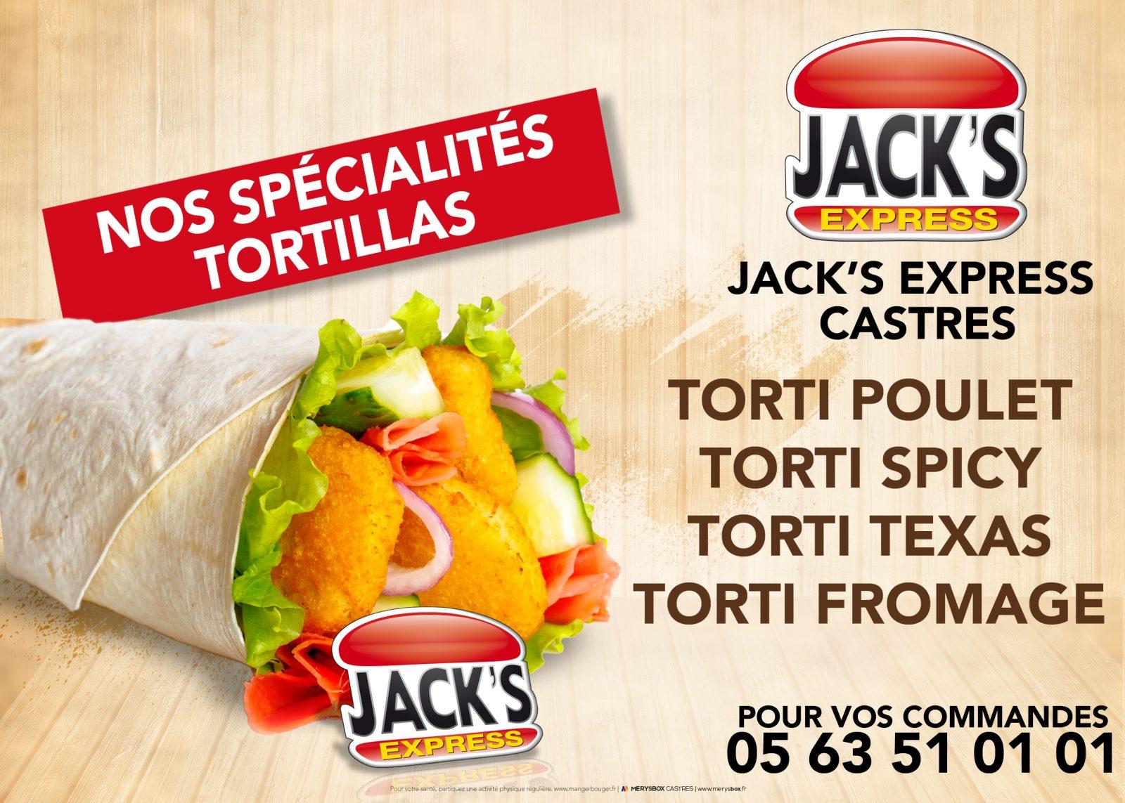 Jack's Express 9