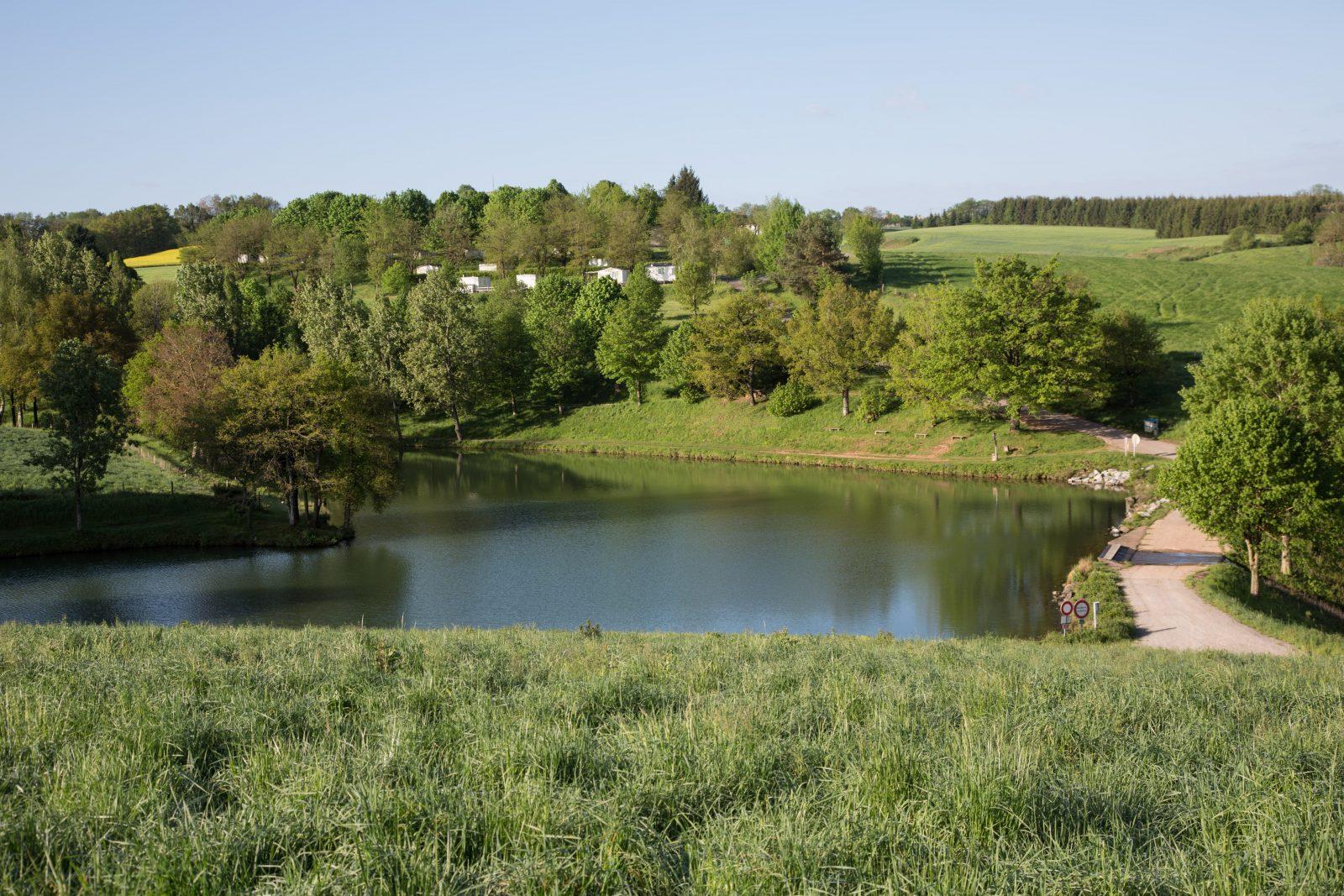 Lac de la Franqueze