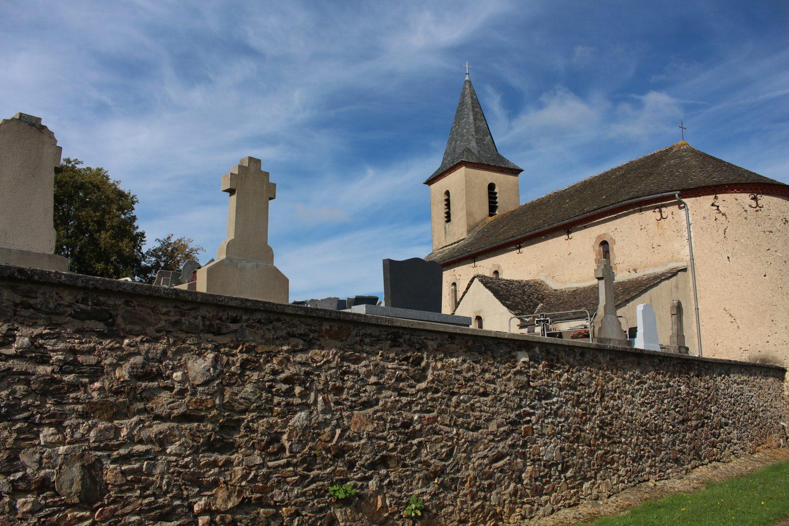 St Salvy des Fournials