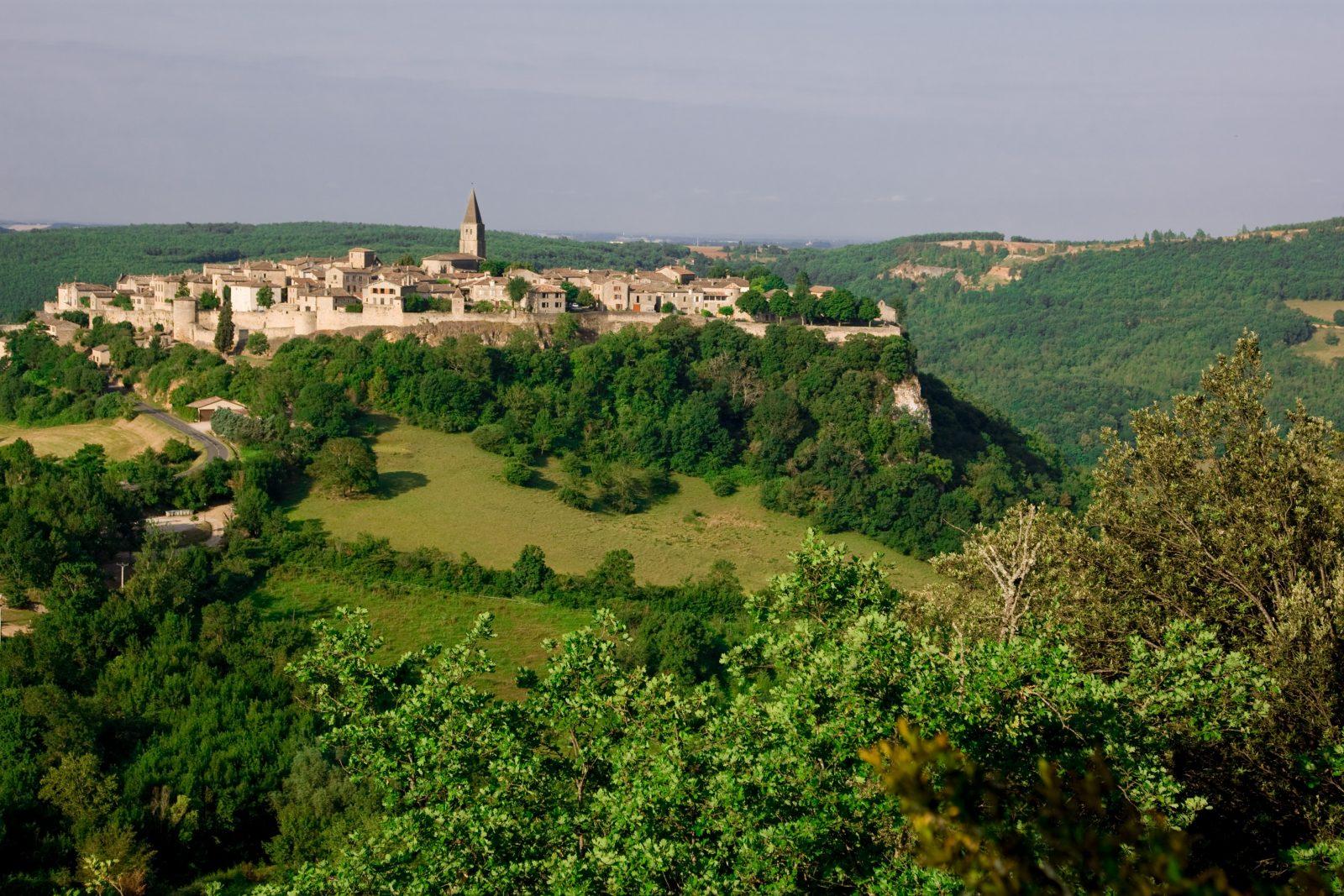 Balade historique Puycelsi