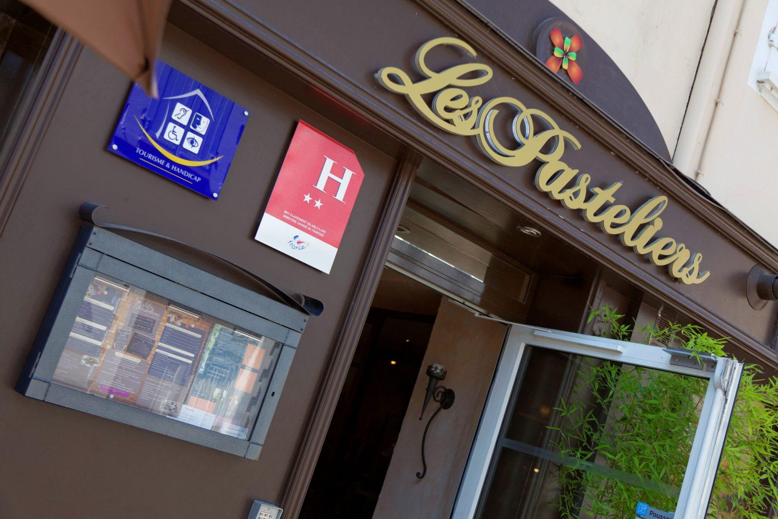 Hôtel – Restaurant Les Pasteliers – Lavaur – Tarn