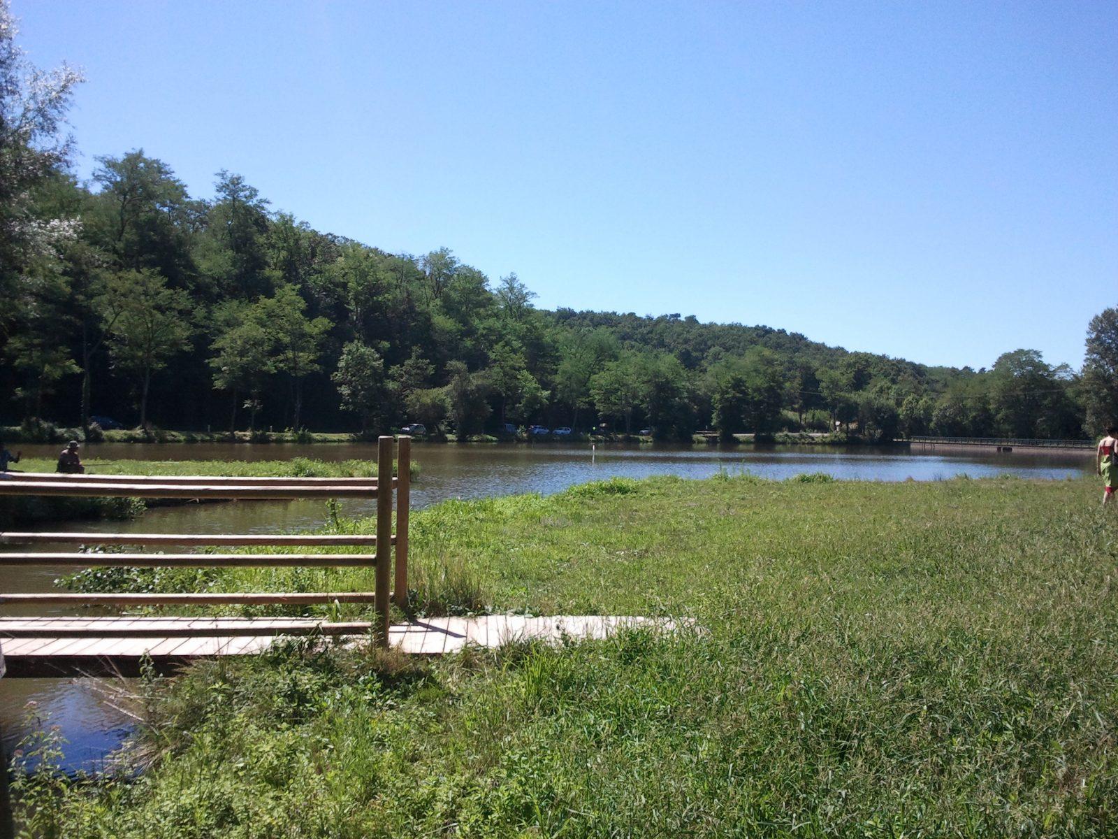 Lac du Lézert