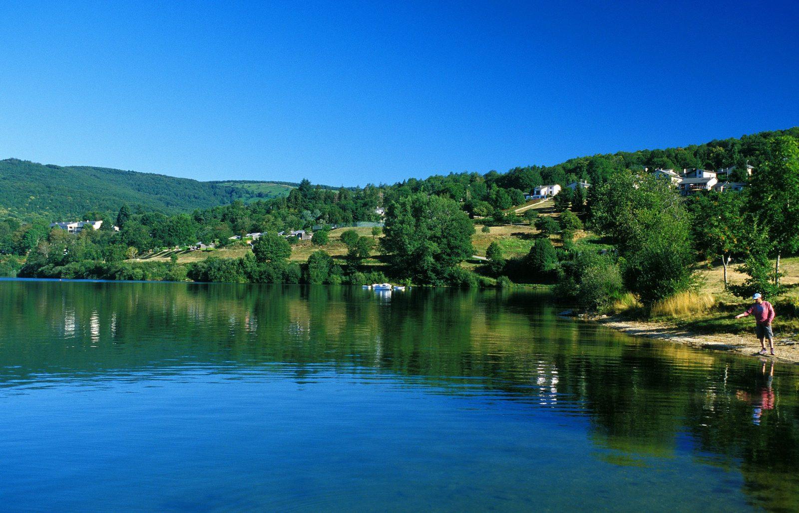 Fées du Lac Laouzas