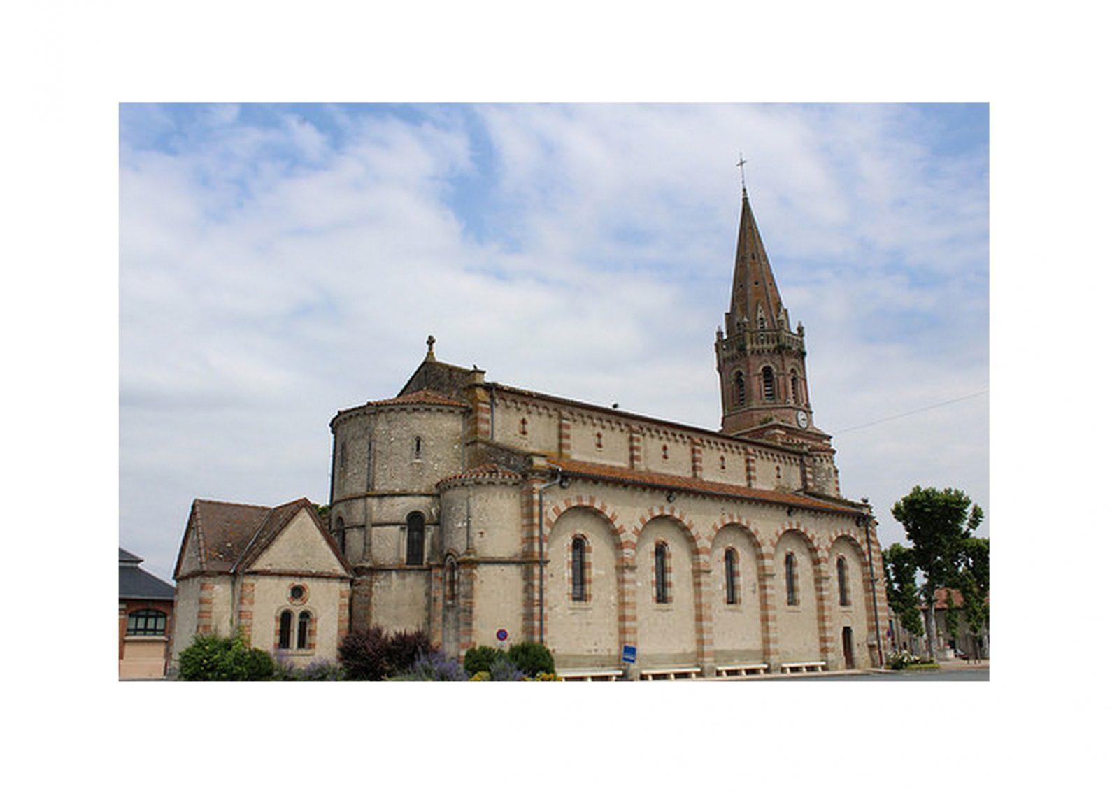 Eglise de St Paul Cap de Joux