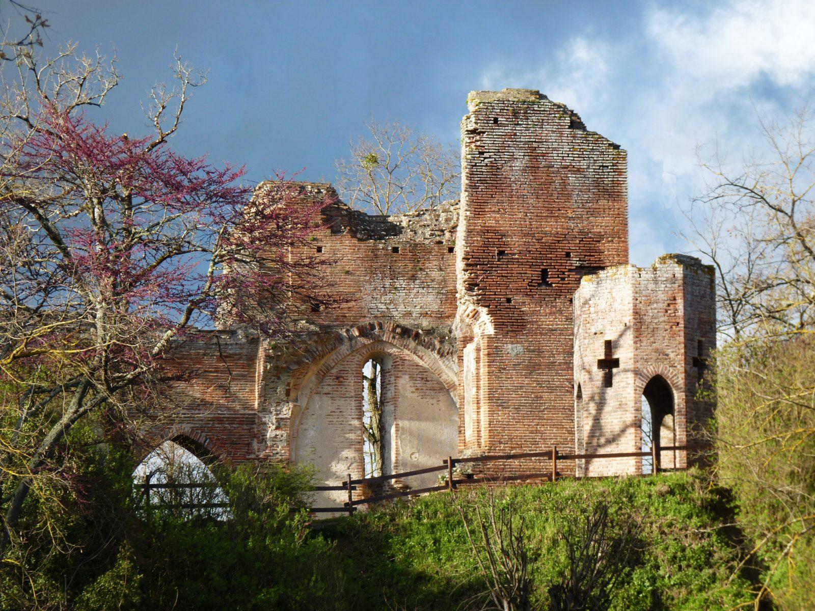 Le château du Castela – Saint-Sulpice-La-Pointe -Tarn – 81