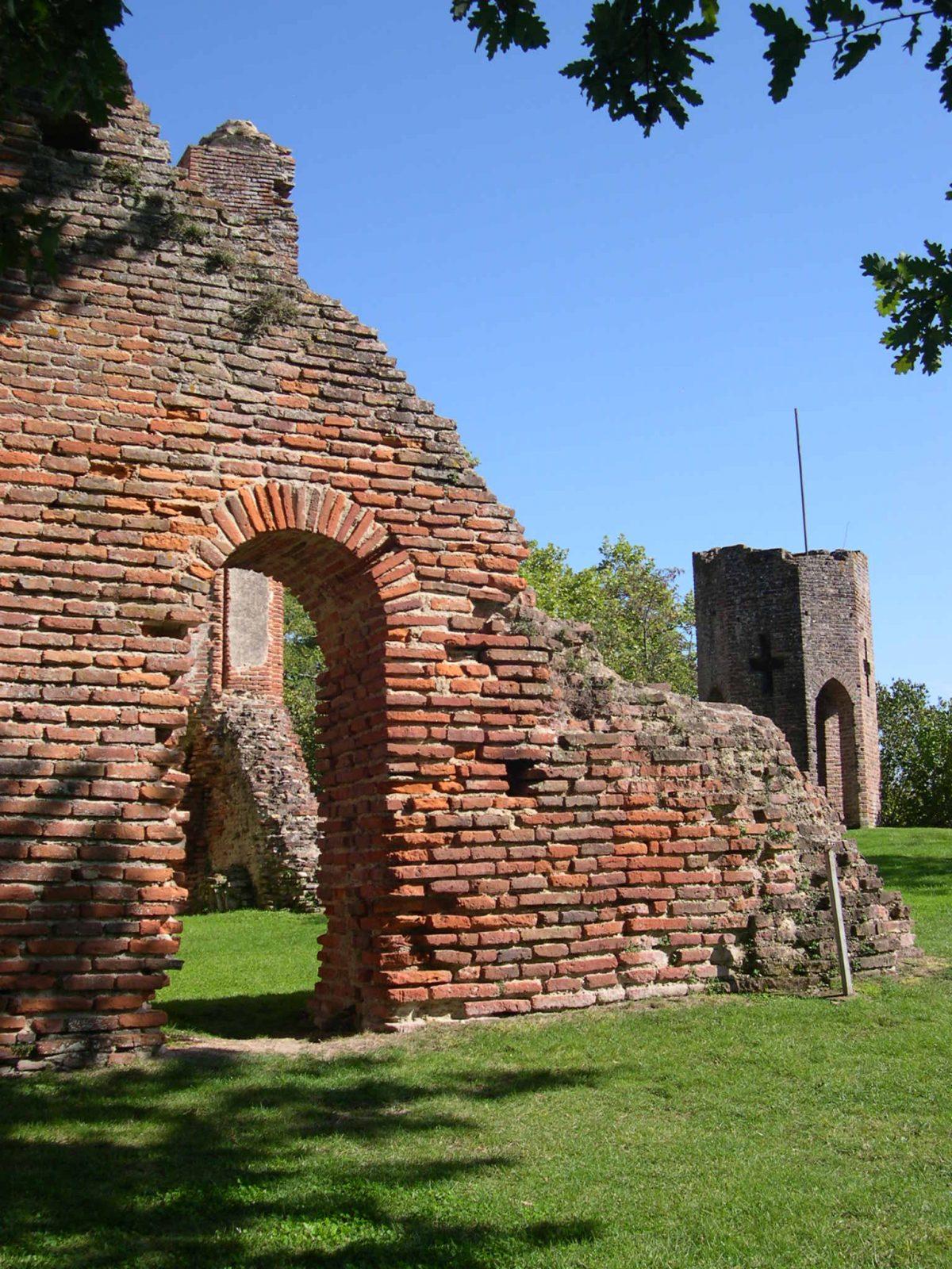 Château du Castela – Saint-Sulpice- Tarn -81