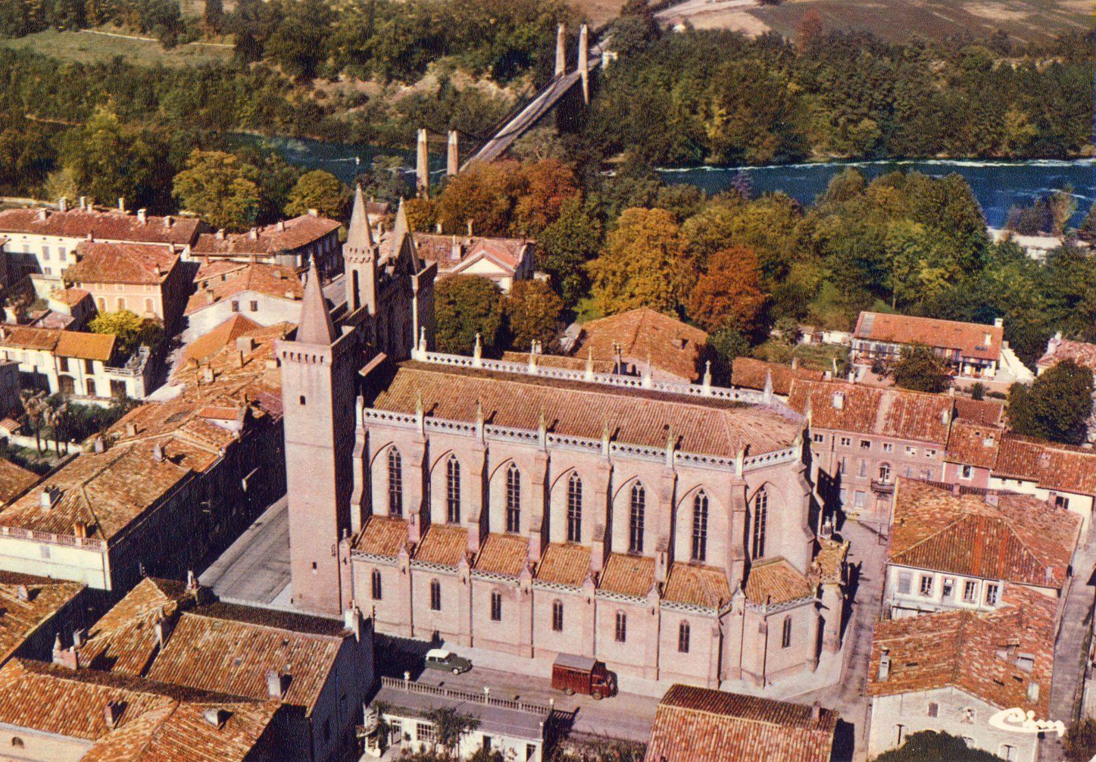 Eglise de Saint-Sulpice – tarn – 81