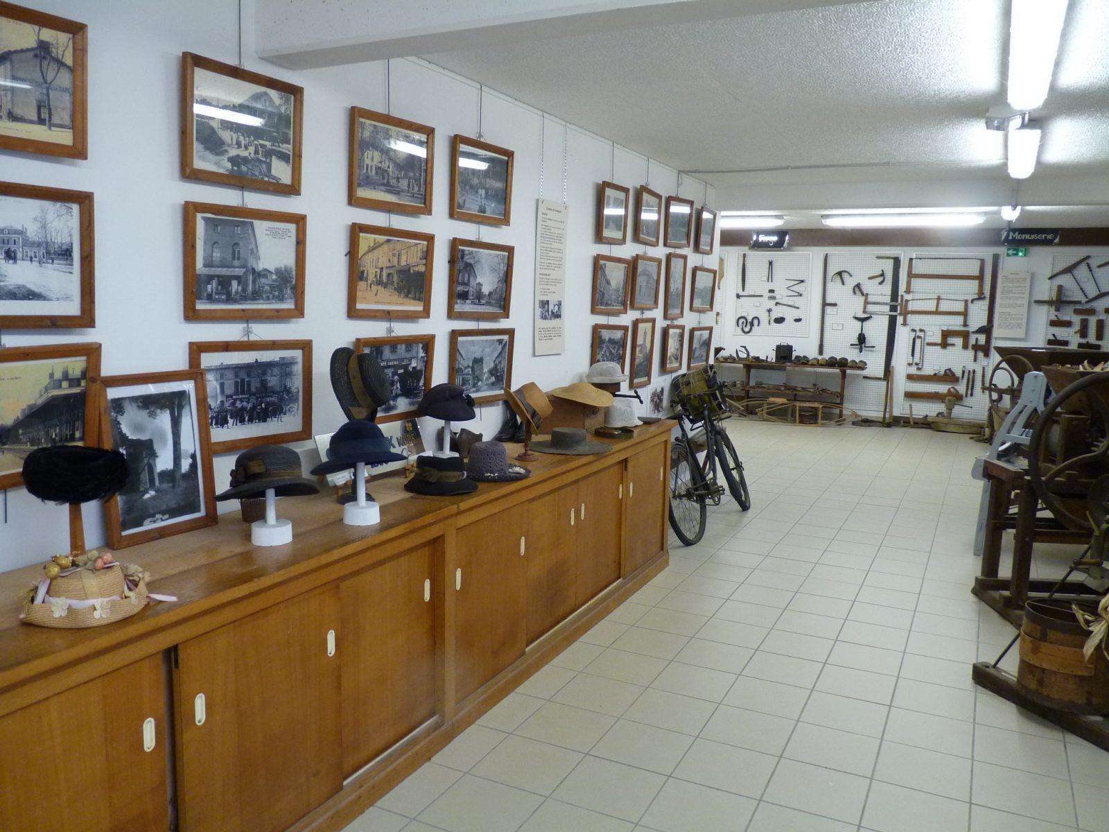 Espace des métiers d'autrefois – Saint-Sulpice-La-Pointe – Tarn- 81