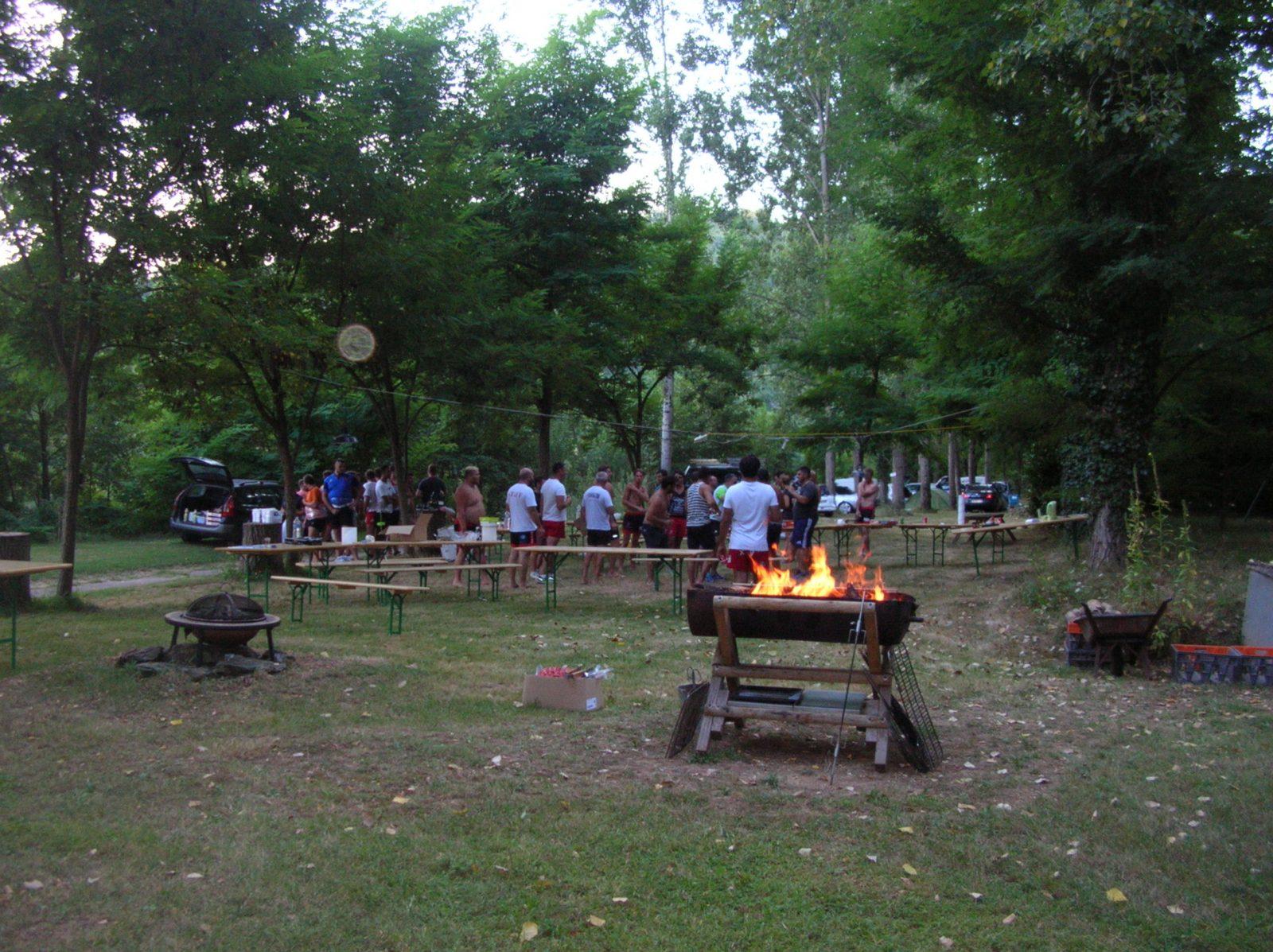 Camp Vallée du Tarn