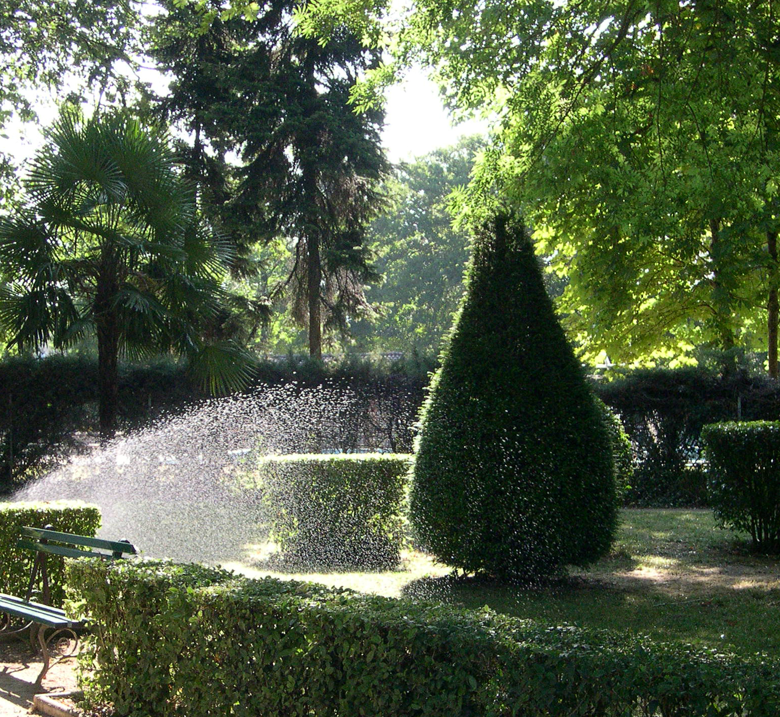 Parc Georges Spénale – Saint-Sulpice-La-Pointe – Tarn – 81