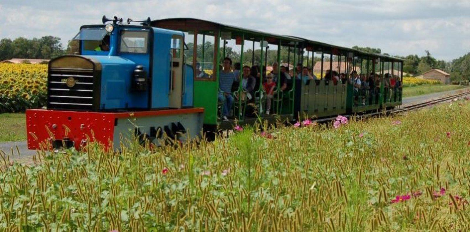 Chemin de fer touristique du Tarn- Saint-Lieux-Les-Lavaur – Tarn – 81
