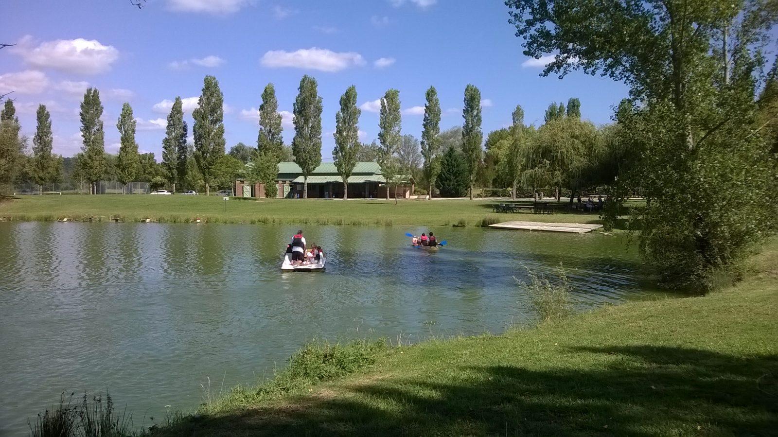 Base de loisirs de Ludolac – Saint-Lieux-Les-Lavaur – Tarn – 81