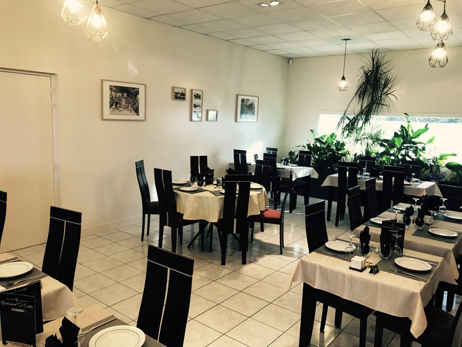 Restaurant Brasserie Ô Castela – Saint-Sulpice-La-Pointe-Tarn – 81