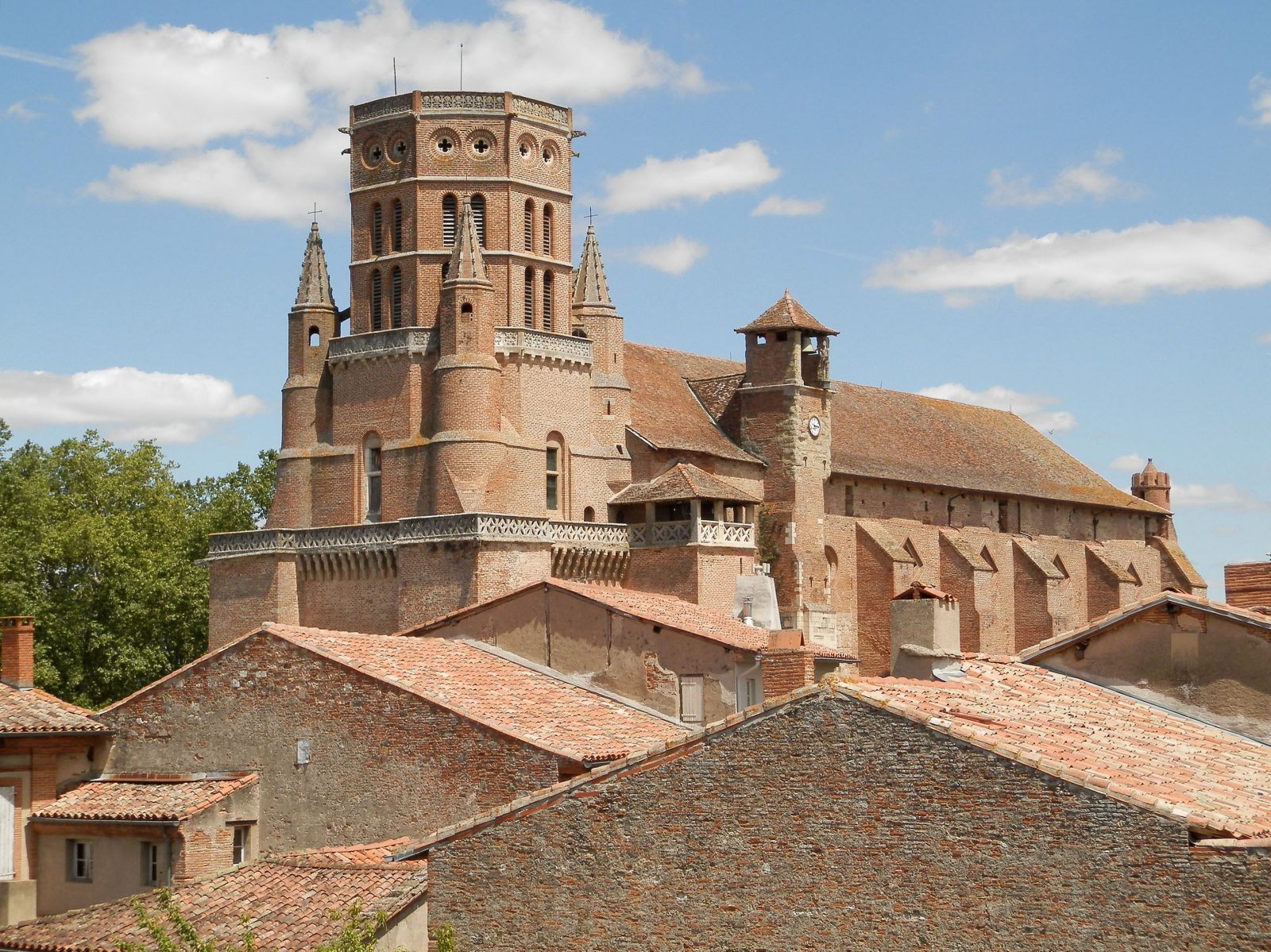 Cathédrale Saint-Alain – Lavaur – Tarn