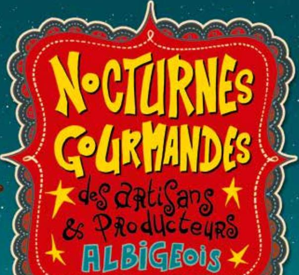 nocturnes gourmandes albi 2018