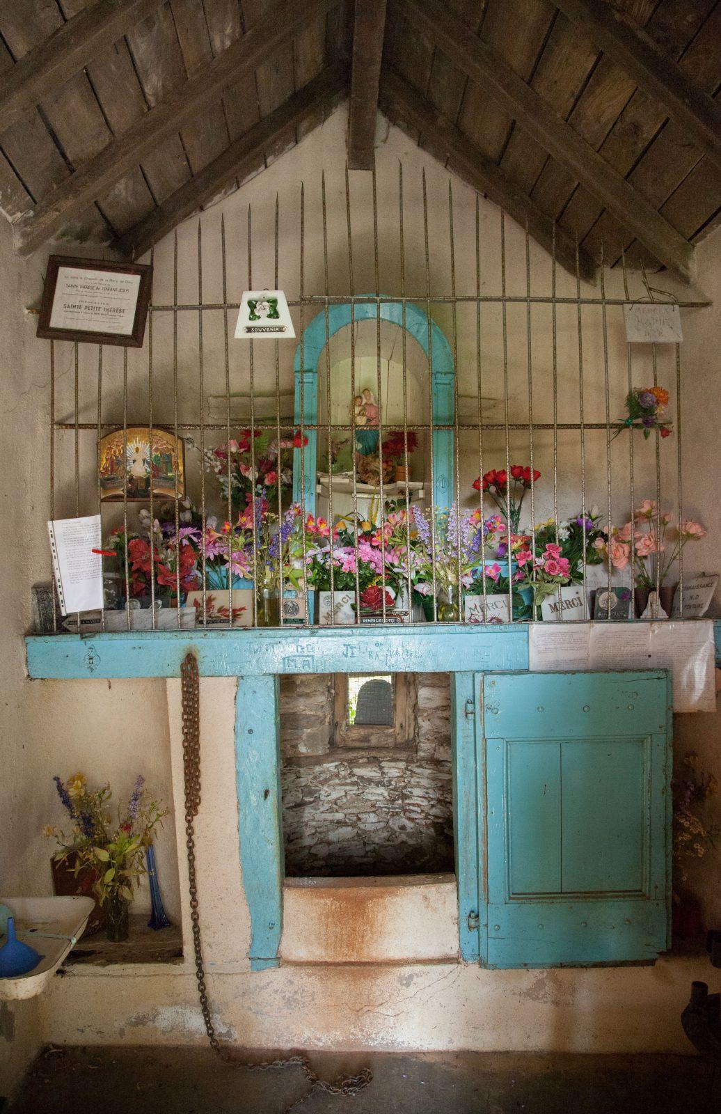Fontaine de la Mère de Dieu