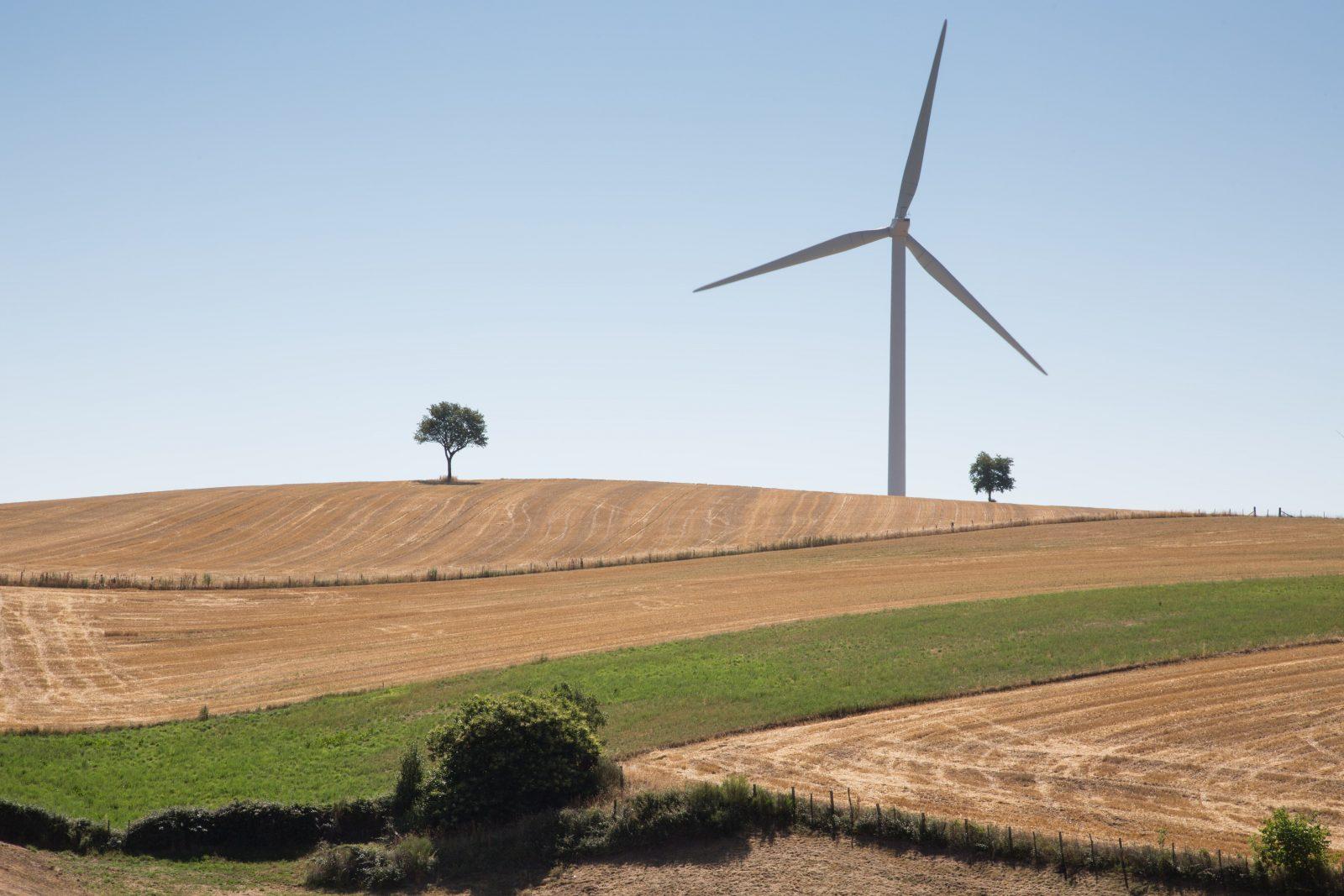 Éoliennes d'Assac