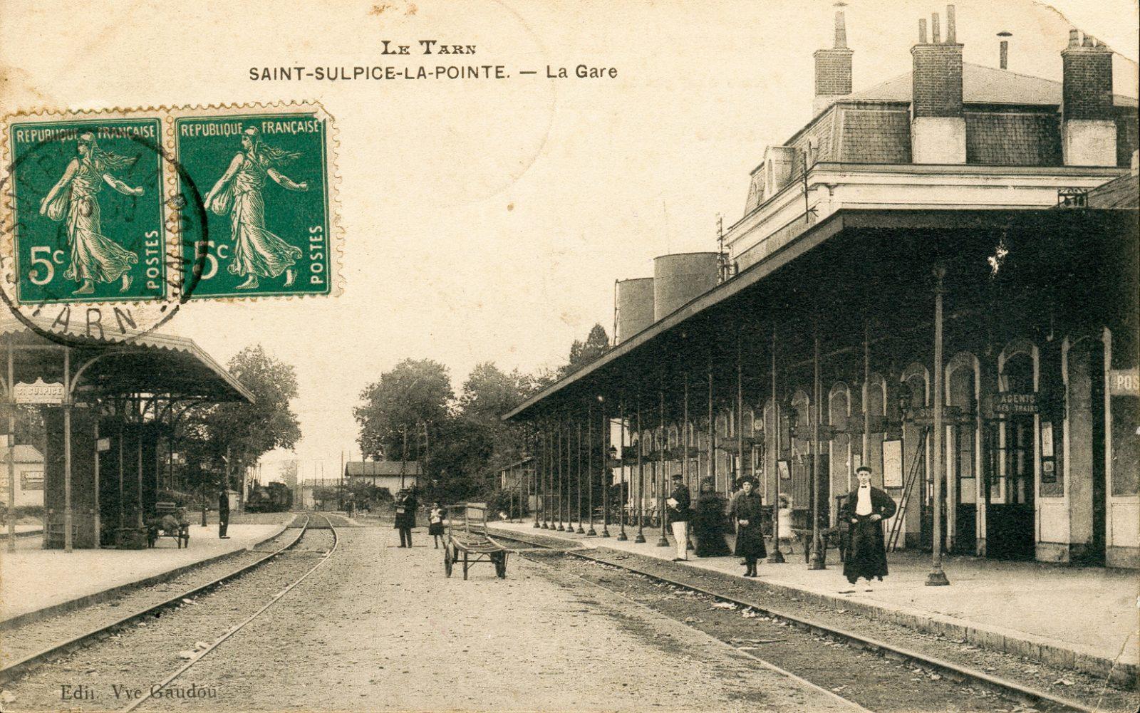 Espace des métierqs d'autrefois – Saint-Sulpice-Tarn – 81