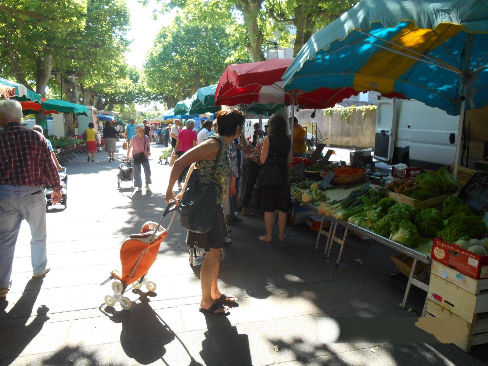 Marché de Saint-Sulpice- Tarn – 8