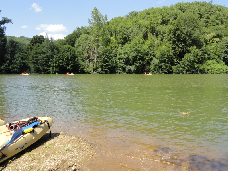 Camping Mise à l'eau
