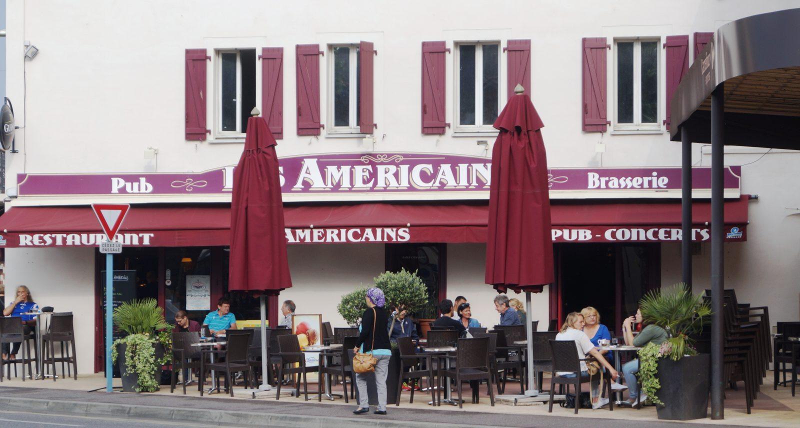 Bar – Brasserie Le Grand Café Les Américains