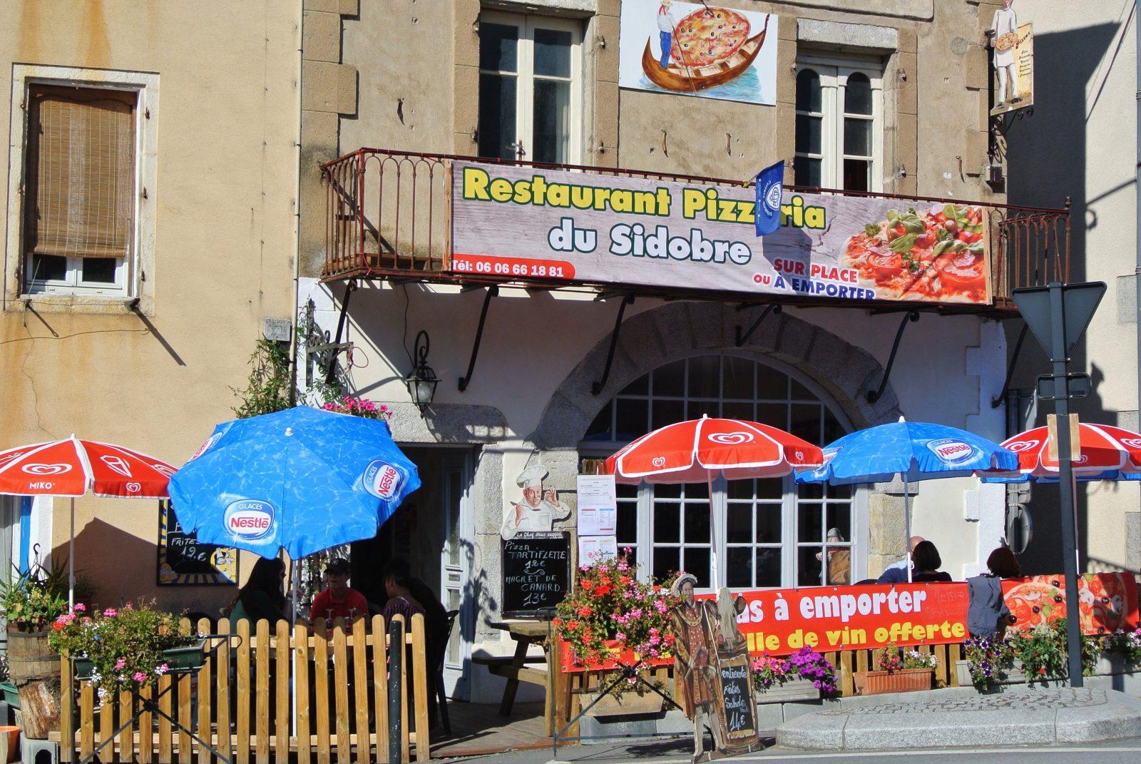 Pizzeria du Sidobre