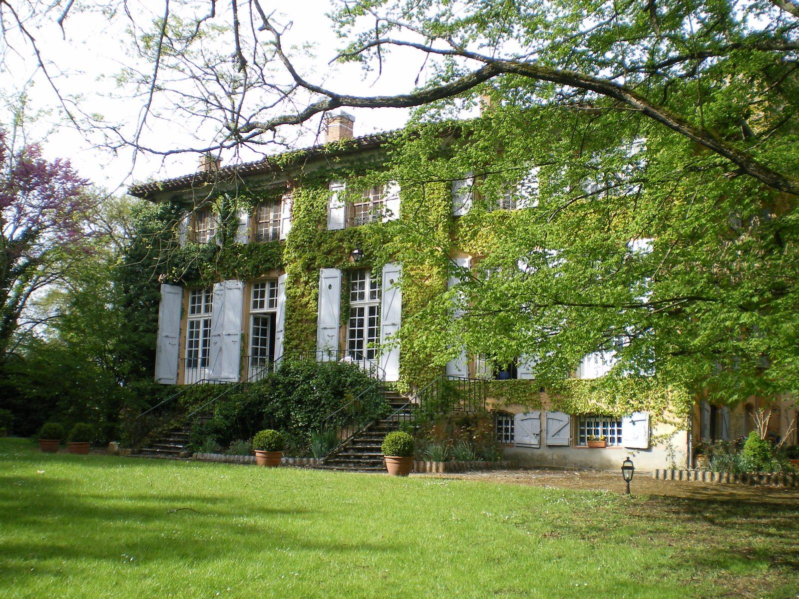 Château de Foncoussières