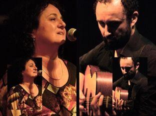 Cellier du Jazz flyer Esther Etienne duo