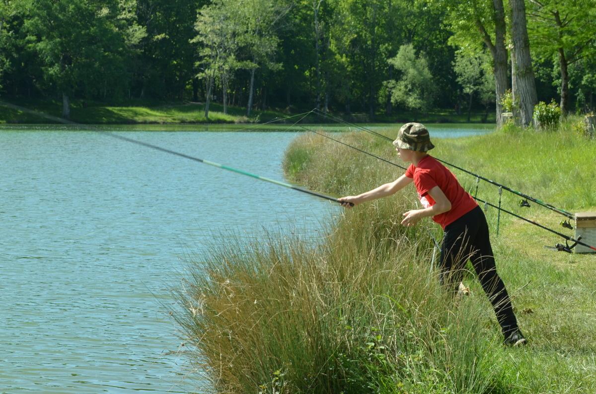 pêche aux auzerals