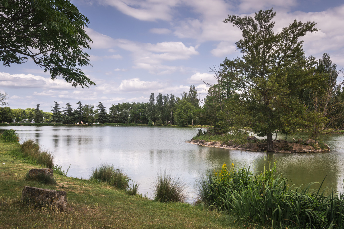 lac de Lisle