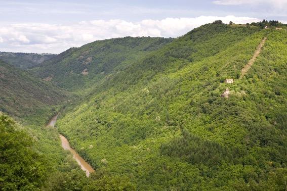 Vacances Tarnaises – Randonnée dans les Gorges du Viaur