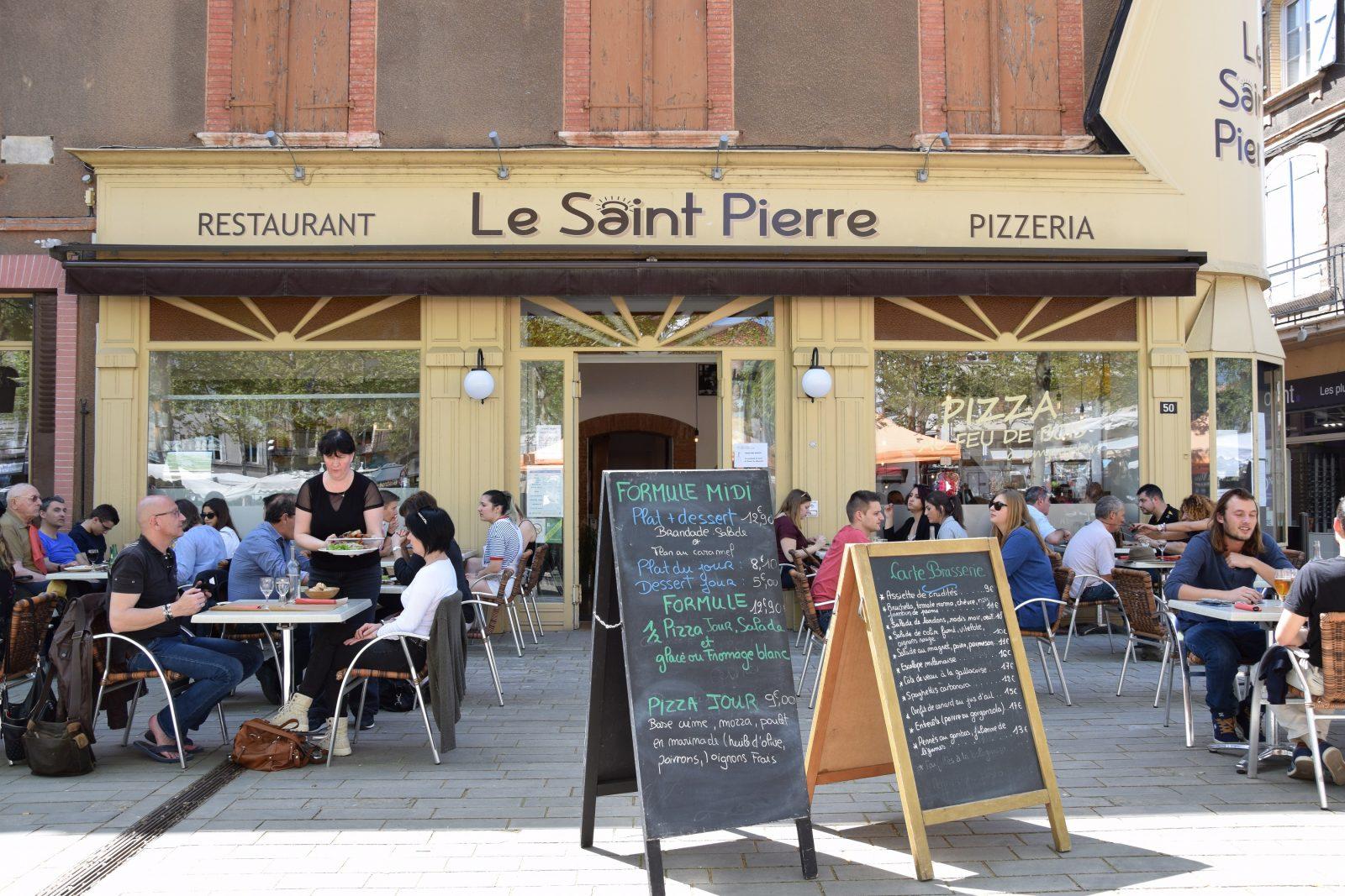 Pizzéria Le Saint Pierre