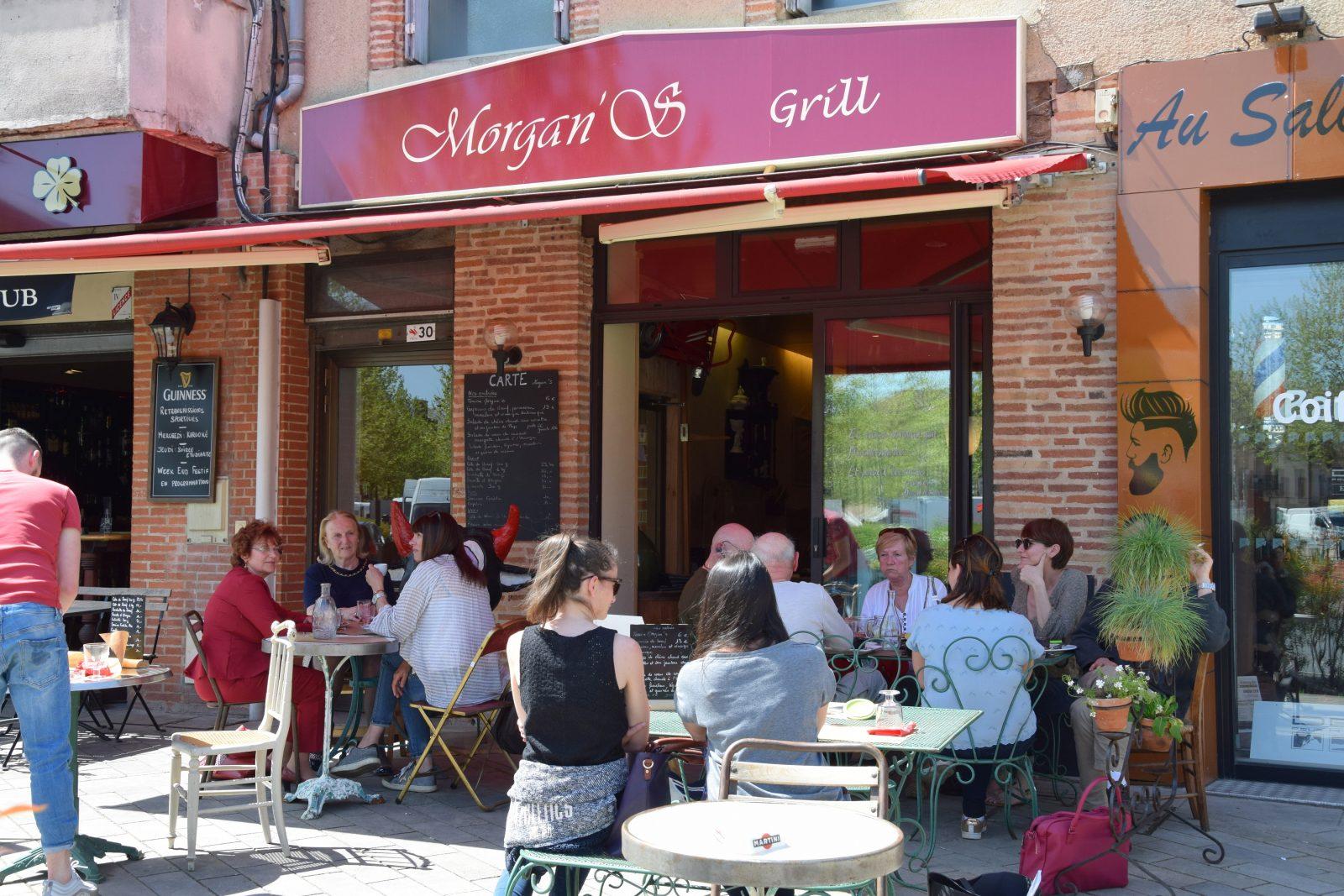 Morgan's Grill