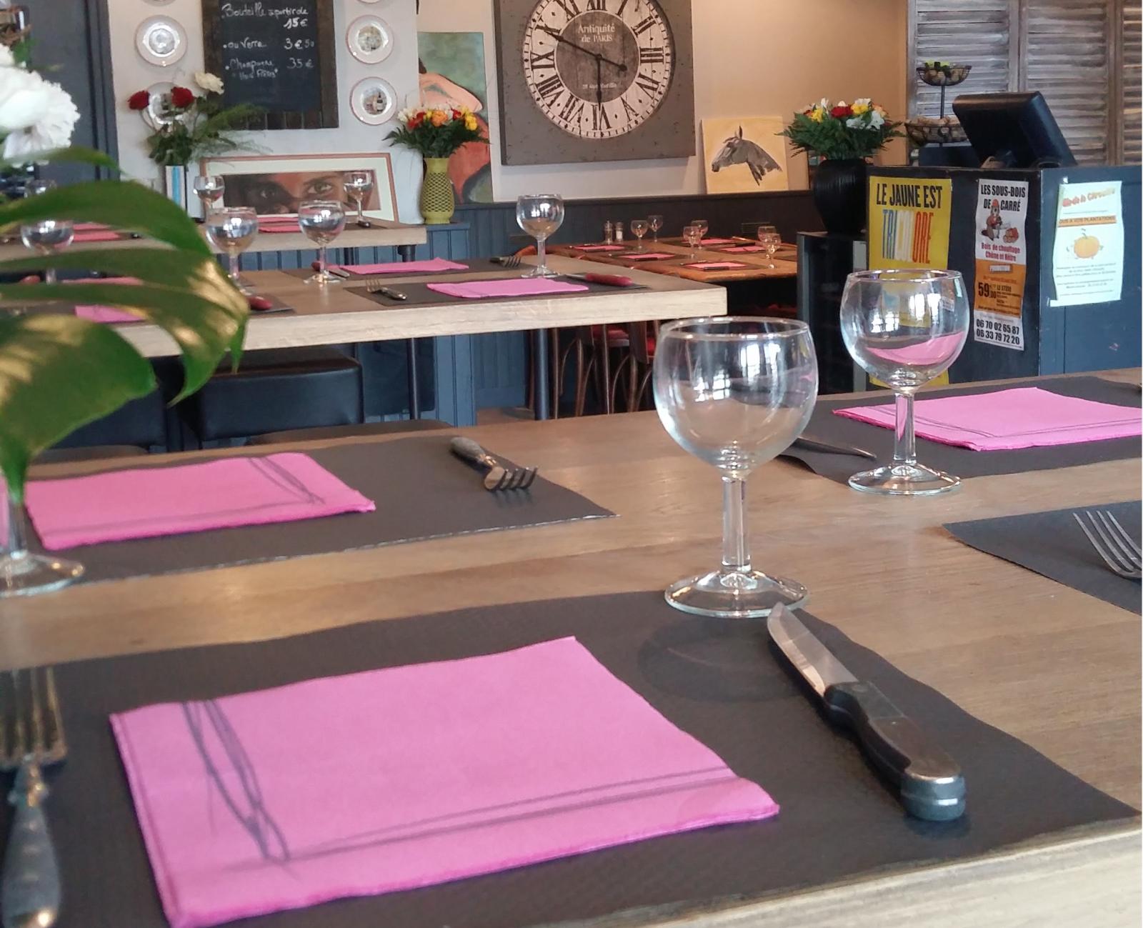 Le Bistroquet Restaurant Lagrave