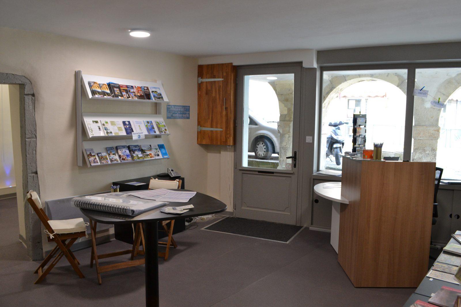 OT bureau de Dourgne